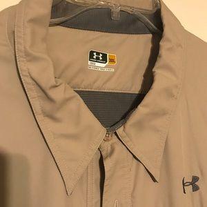 Men's UnderArmor SS Shirt